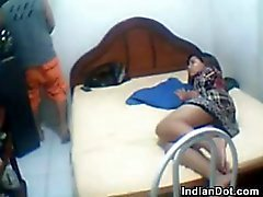Indian Couple Having Sex At Home
