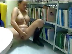 Library girl 73