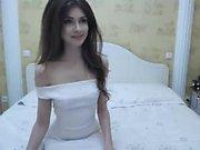 babe sashapain fingering herself on live webcam