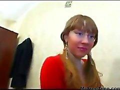 Marina Russian Busty Girl By Troc teen amateur teen cumshots swallow dp anal