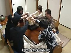 Amateur Japanese Girl Blowjob and Fingered