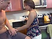 Cute teen Penny Nichols gets banged by her stepbro