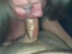 dtbitch sloppy deepthroat cum
