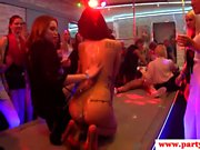 Party slut in public WAM session