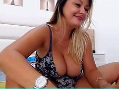 Lesbian with big boobs bbw on webcam