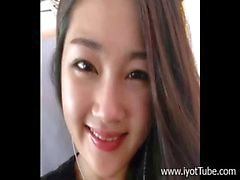 Young Korean University Student