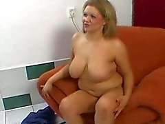 Chubby mature blowjob casting