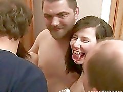 real czech amateurs at czech swingers party