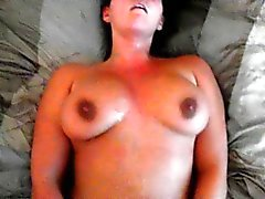 Hotwife cum on Alie again