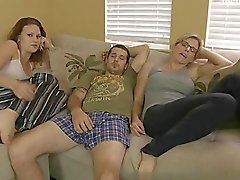 Hot amateur gagging deepthroat