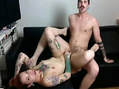 Berlin net couple fucking session