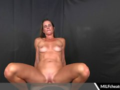 horny milf sofie marie ride on cock cowgirl style feature