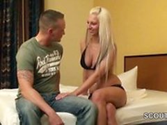 German Step-Sister get fucked by older StepBrother