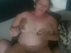 jolene loves a slow steady fuck before anal