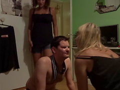 Homemade French Girls Humiliation (part 1)