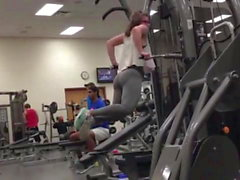 Candid Gym Teen Compilation - Pt 1