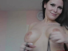 german girlfriend amateur homemade sextape big tits pov