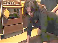 housewife gets pounded doggy