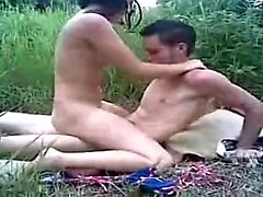 Outdoor teen college orgy with a big cock HD