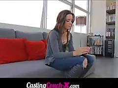 CastingCouch-X 19yo first timer fucks good