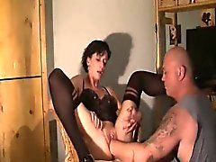 Skinny amateur wife brutally fisted in her wrecked hole