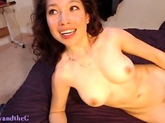 Asian MILF Cougar Likes The Cum Japanese
