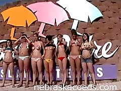 Whole Sorority House of Girls Naked on Spring Break