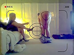 Caned by wife