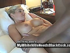 Amber Love Takes a BIg Black Dick!