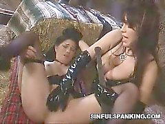 Sexy Ass Spanked Hard