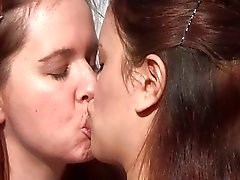 Nasty lesbian pussy and ass licking