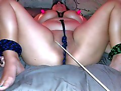Wife Tied Up And Caned