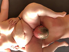 THE BBW SEX SLAVE WAS HARD FUCKED - ExWife filmed us fucking