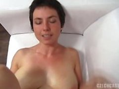 Czech Mature Mother Casting 022