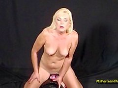 Motorbunny Experiences with Horny Milf Ms Paris Rose