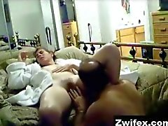 Hot Erotic and Explicit Crispy Wife gets fingered