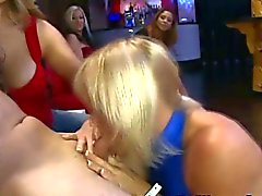 Amateur cfnm party sluts suck dick