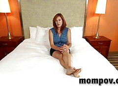 Huge Natural Tits Amateur Milf Fucked POV